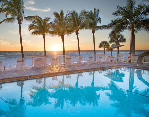 Fort myers beach hotels best western plus beach resort for Famous tattoos fort myers