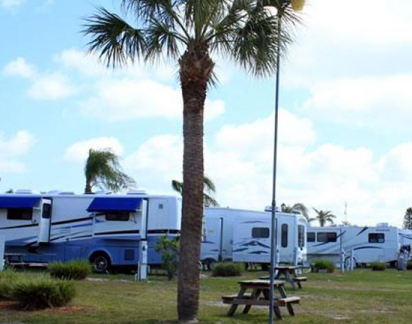 Gulf Air Rv Resort
