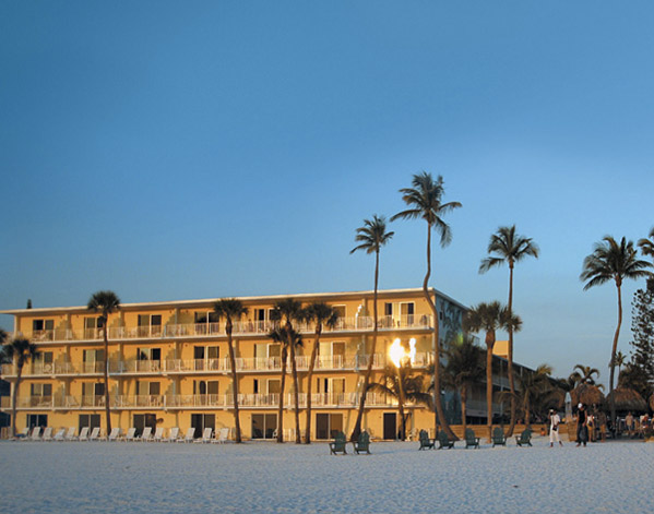 Outrigger Beach Resort Fort Myers Parking