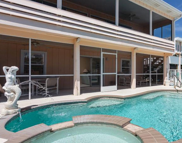 Primo Pool Lower Level Fort Myers Beach Visit Fort