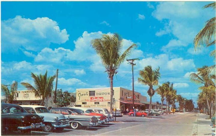 Old Fort Myers Beach Photo